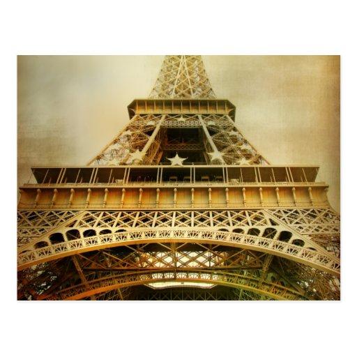 Torre Eiffel, París Postales