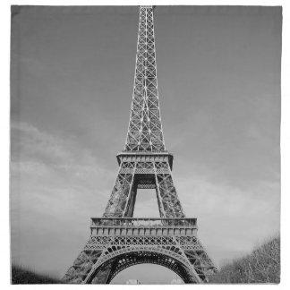 Torre Eiffel París Servilletas De Papel