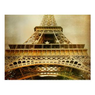 Torre Eiffel, París Postal