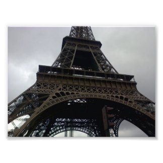 Torre Eiffel Impresión Fotográfica