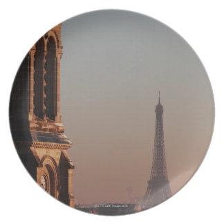 Torre Eiffel Platos De Comidas