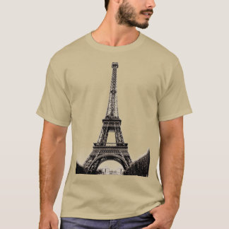 Torre Eiffel Playera