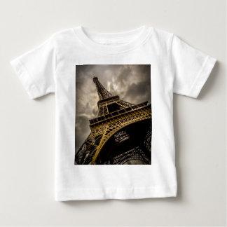 Torre Eiffel Playera De Bebé