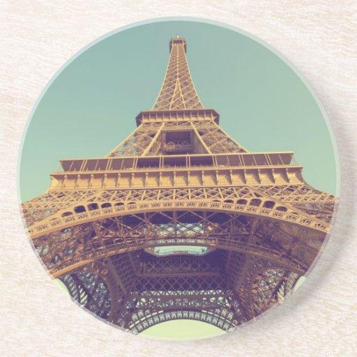 Torre Eiffel Posavasos Cerveza