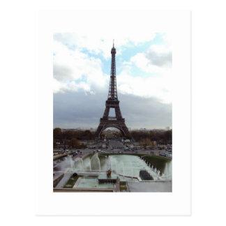 Torre Eiffel Postal