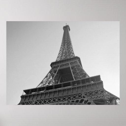 Torre Eiffel Póster