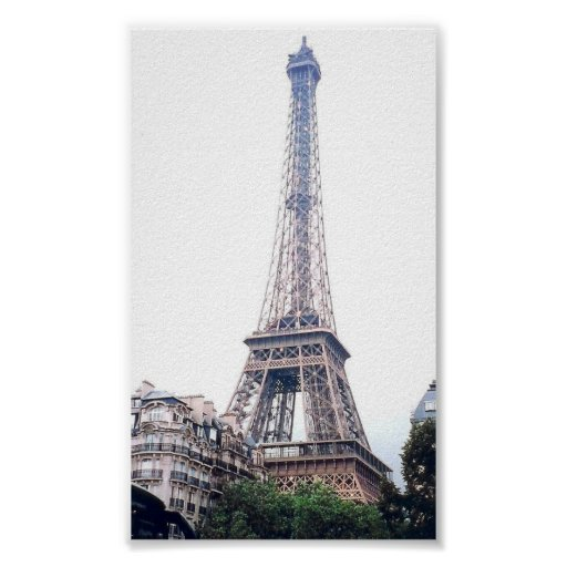 Torre Eiffel Posters