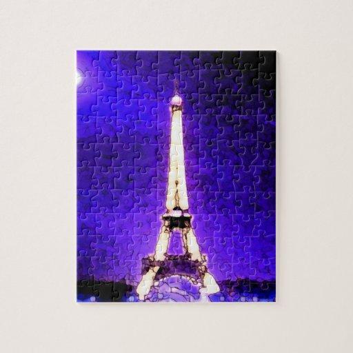 Torre Eiffel Puzzle Con Fotos