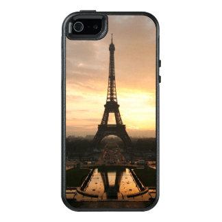 Torre Eiffel romántica bonita París Francia de la Funda Otterbox Para iPhone 5/5s/SE