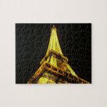 Torre Eiffel Rompecabeza