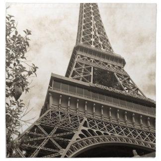 Torre Eiffel Servilletas De Papel