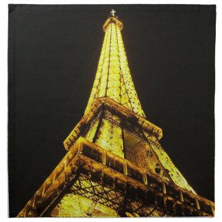 Torre Eiffel Servilleta