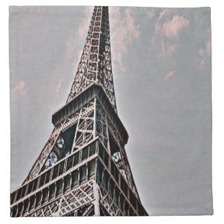 Torre Eiffel Servilletas