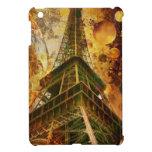 Torre Eiffel stylized iPad Mini Fundas