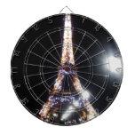 Torre Eiffel Tablero De Dardos