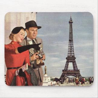 Torre Eiffel Tapete De Raton