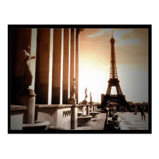 Torre Eiffel Tarjetas Postales