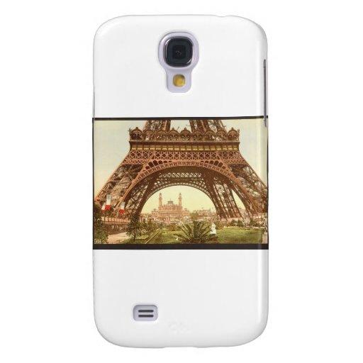 Torre Eiffel y el Trocadero, exposición Univers