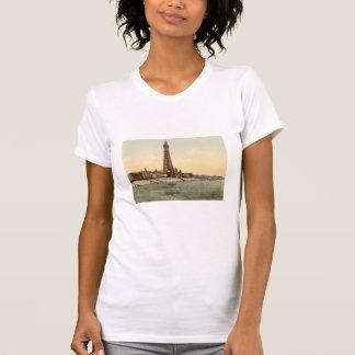 Torre I Lancashire Inglaterra de Blackpool Camisetas