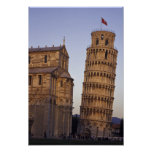 Torre inclinada de Italia, Toscana, Pisa de Pisa y Impresiones