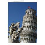 Torre inclinada de Pisa Felicitación