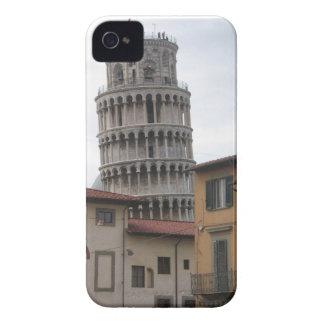 Torre inclinada de Pisa iPhone 4 Case-Mate Coberturas