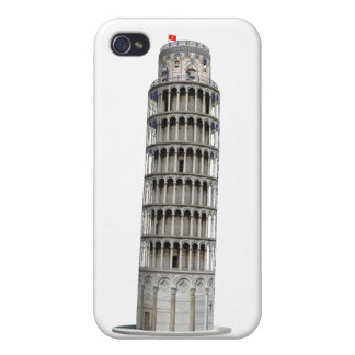 Torre inclinada de Pisa: iPhone 4/4S Funda