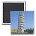 Torre inclinada de Pisa Iman Para Frigorífico