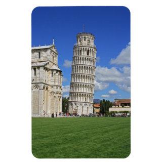 Torre inclinada de Pisa Imanes Flexibles