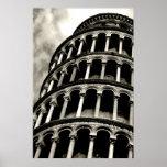 torre inclinada de Pisa Impresiones