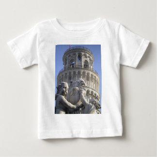 Torre inclinada de Pisa Tshirt