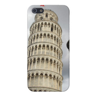 Torre inclinada del caso del iPhone de Pisa iPhone 5 Carcasa