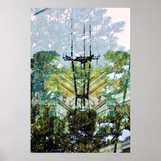 torre jungled póster