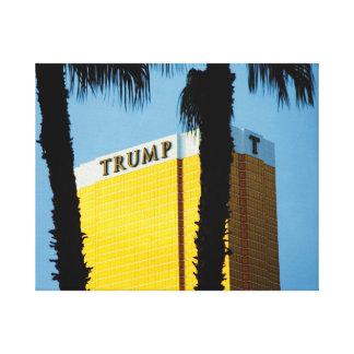 Torre Las Vegas del triunfo del horizonte y lona d Impresión En Lona