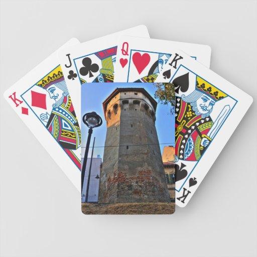 Torre medieval, Sibiu Barajas De Cartas