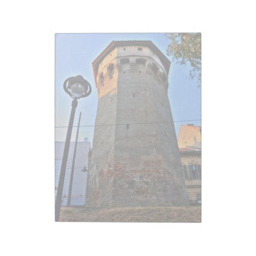 Torre medieval, Sibiu Bloc De Papel