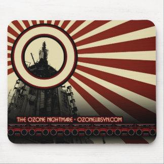Torre Mousepad de la pesadilla del ozono Alfombrilla De Ratón