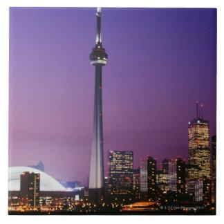 Torre nacional de Canadá Toronto Canadá Teja Ceramica