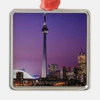 Torre nacional de Canadá Toronto Canadá Ornamentos De Reyes