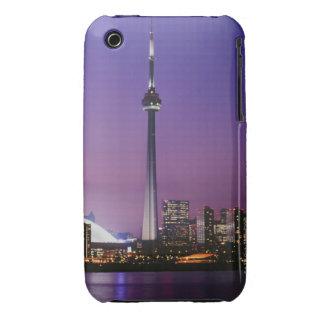 Torre nacional de Canadá Toronto Canadá Case-Mate iPhone 3 Carcasa