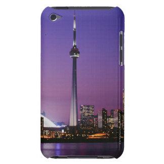 Torre nacional de Canadá Toronto Canadá iPod Touch Case-Mate Fundas