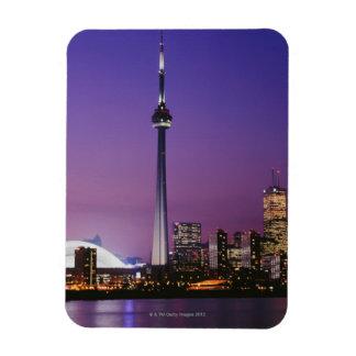 Torre nacional de Canadá Toronto Canadá Iman