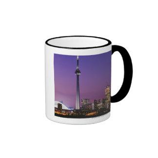 Torre nacional de Canadá Toronto Canadá Taza