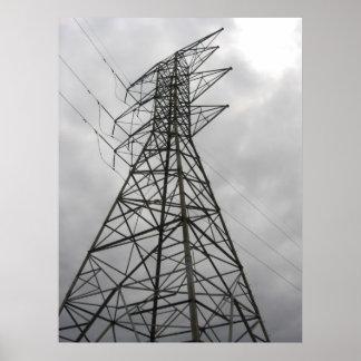 Torre oscura poster del poder