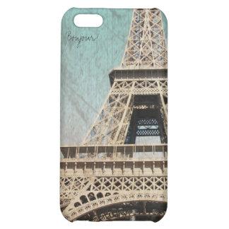 torre París del jEiffel de Bonour del caso del iph