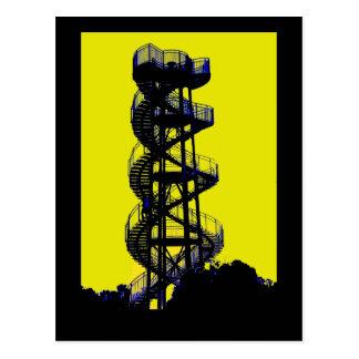 Torre Perth Australia de la DNA Postales