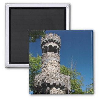 Torre portuguesa imán cuadrado