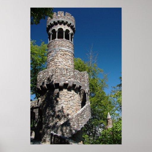 Torre portuguesa posters