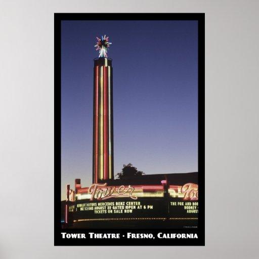 Torre, poster de Fresno