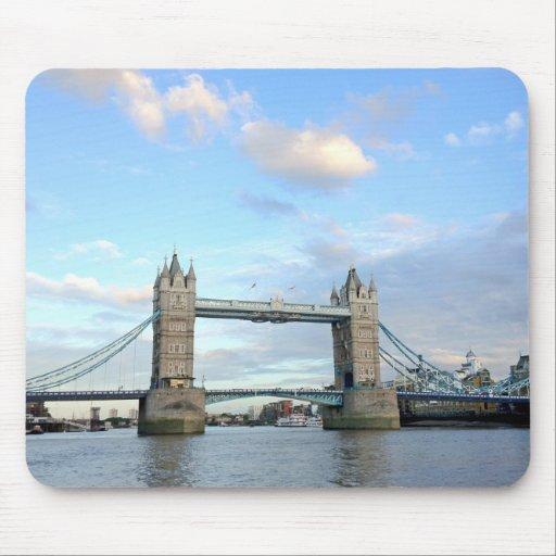 Torre Puente-Londres Alfombrillas De Ratones
